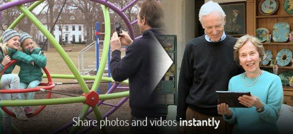 Цифровая фоторамка Famatic