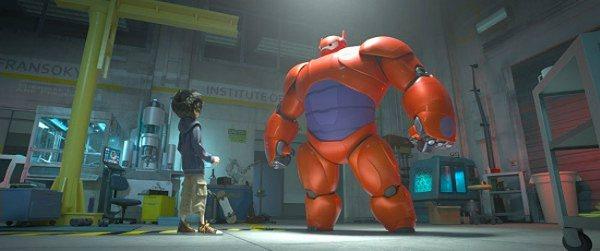 Big Hero 6 мультфильм