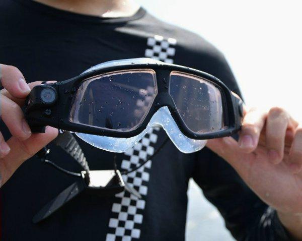 Очки Thanko для плавания
