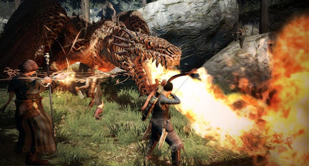 Dragon's Dogma Online в разработке для PC, PS4 и PS3