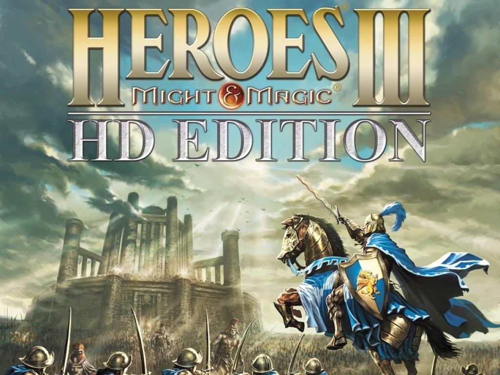 Переиздание «Героев 3» вышло на планшетах и PC