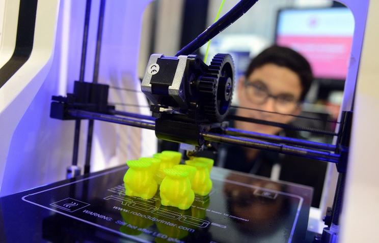 В Технополисе «Москва» будут производить 3D-принтеры