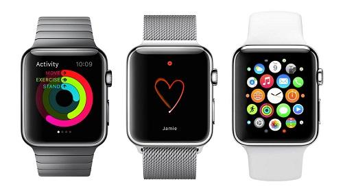 Apple Watch займёт 25% рынка носимых устройств в 2015