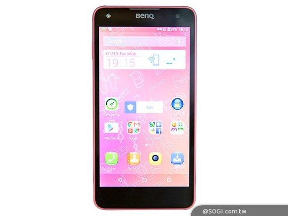 BenQ готовит топовый смартфон на Android 5.0