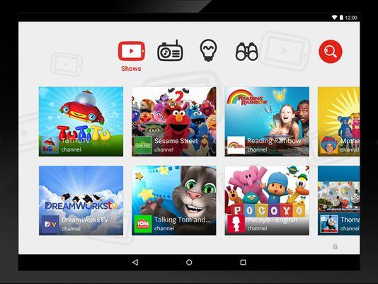 Компания YouTube выпустит специальное приложение для детей