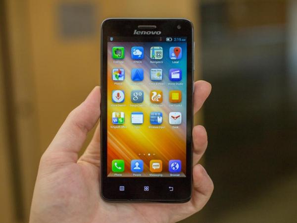Lenovo объявила о снижении цен на бюджетные смартфоны в России