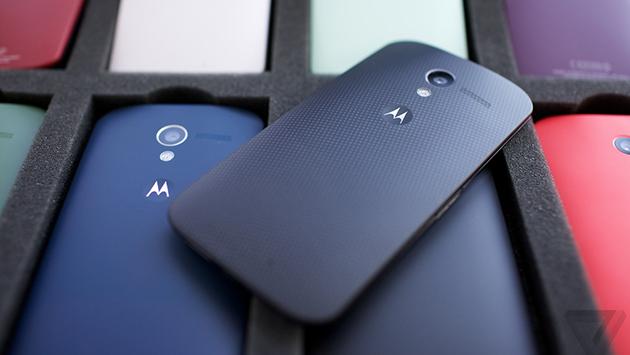 Motorola Moto G 4G второго поколения выпущен в Бразилии