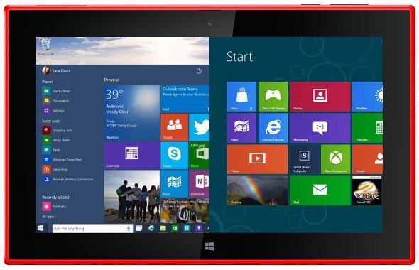 10-дюймовый планшет с QHD-дисплеем от Microsoft