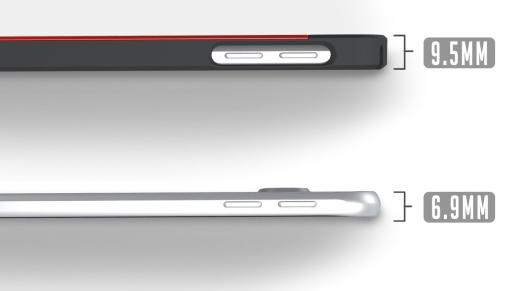 В сеть попали новые изображения Galaxy S6: самый удачный дизайн Samsung?