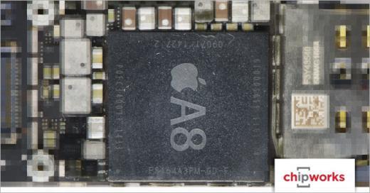 Процессоры А9 для устройств Apple будет производить Samsung