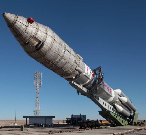 Пуск ракеты-носителя откроет программу