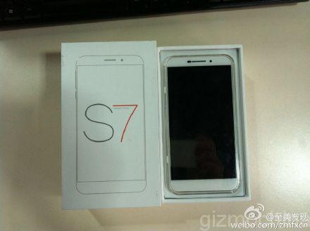 Начались продажи «безрамочного» смартфона Serendipity S7