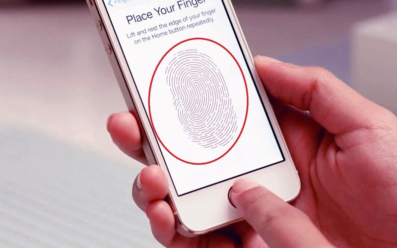 Apple поместит Touch ID в MacBook, Magic Mouse и Magic Trackpad